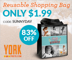Custom Beach/Shopping Bag – Just $1.99 – Save $10!