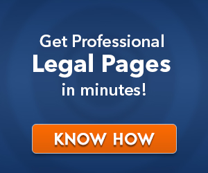Get Professional WP Legal Pages from WPeka
