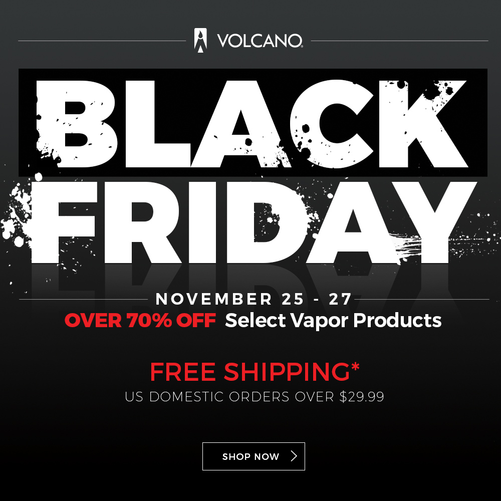 OVER 70% OFF SELECT VAPOR PRODUCTS