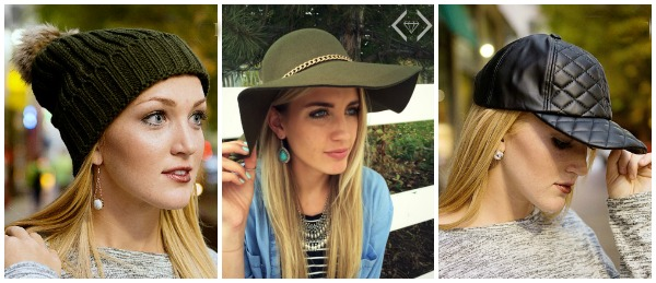 IMAGE: Fashion Friday- 10/2- Hat & FREE Earrings