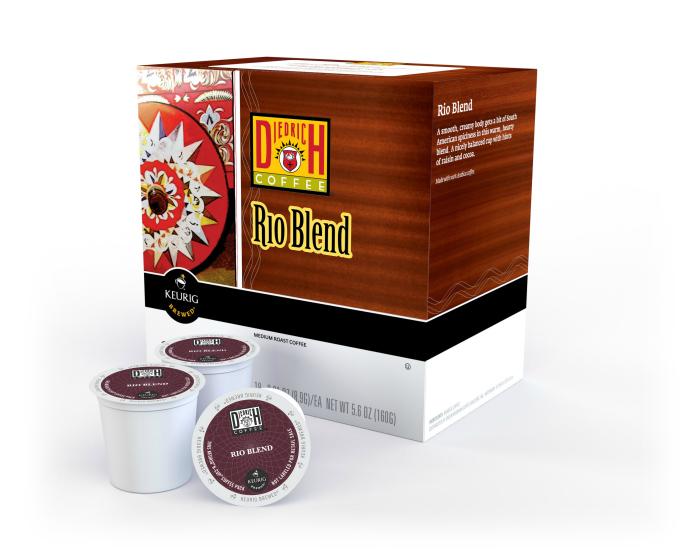 Diedrich Rio Blend Keurig® K-Cup® coffee pods