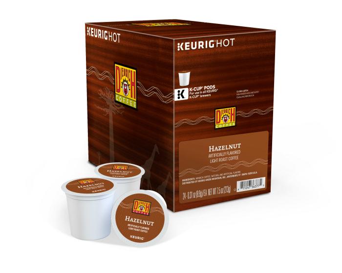 Diedrich Hazelnut Keurig® K-Cup® coffee pods
