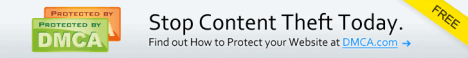 Protect Your Website - Blog Content with DMCA