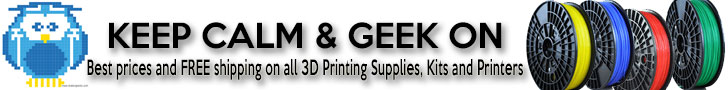 Best Prices on 3D Printing Supplies and Printers