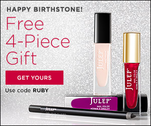 July Birthstone Welcome Box Offer
