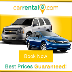 CarRental8 Best Prices Guaranteed