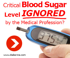 This Critical Blood Sugar Level Ignored by the Medical Profession?