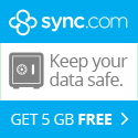 Sync.com - private cloud