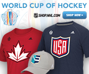 Shop for official World Cup of Hockey fan gear at Shop.NHL.com