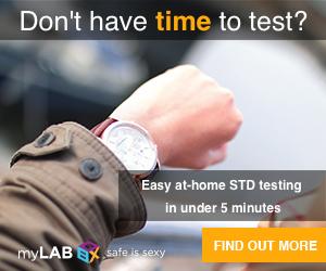 over the counter std test cvs walmart walgreens rite aid std
