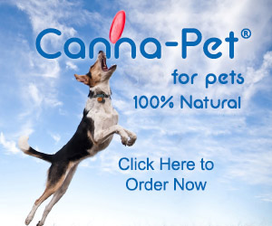 100% Natural Cannabinoids - CBD for Pets