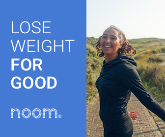 Lose Weight for Good with Noom, try it free!