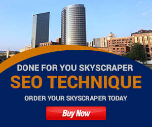 Done for you Skyscraper SEO