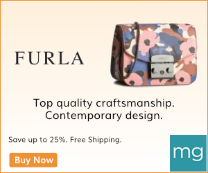 Save up to 25% on Furla Bags when you shop at MassGenie.  Free Shipping.