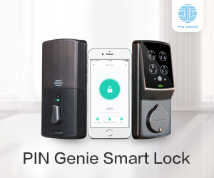 PIN Genie Smart Lock